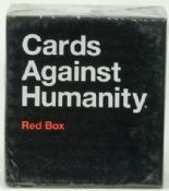 CAH 2003 Red Box